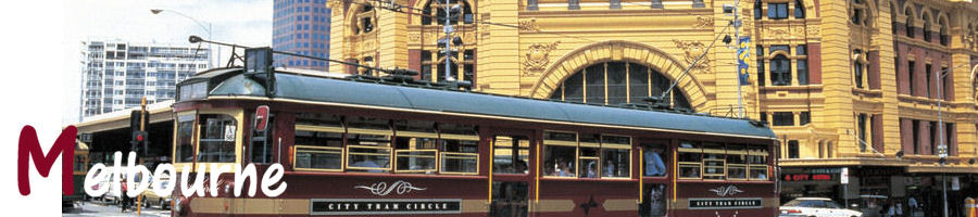 Melbourne Victoria Australia Accommodation and Information